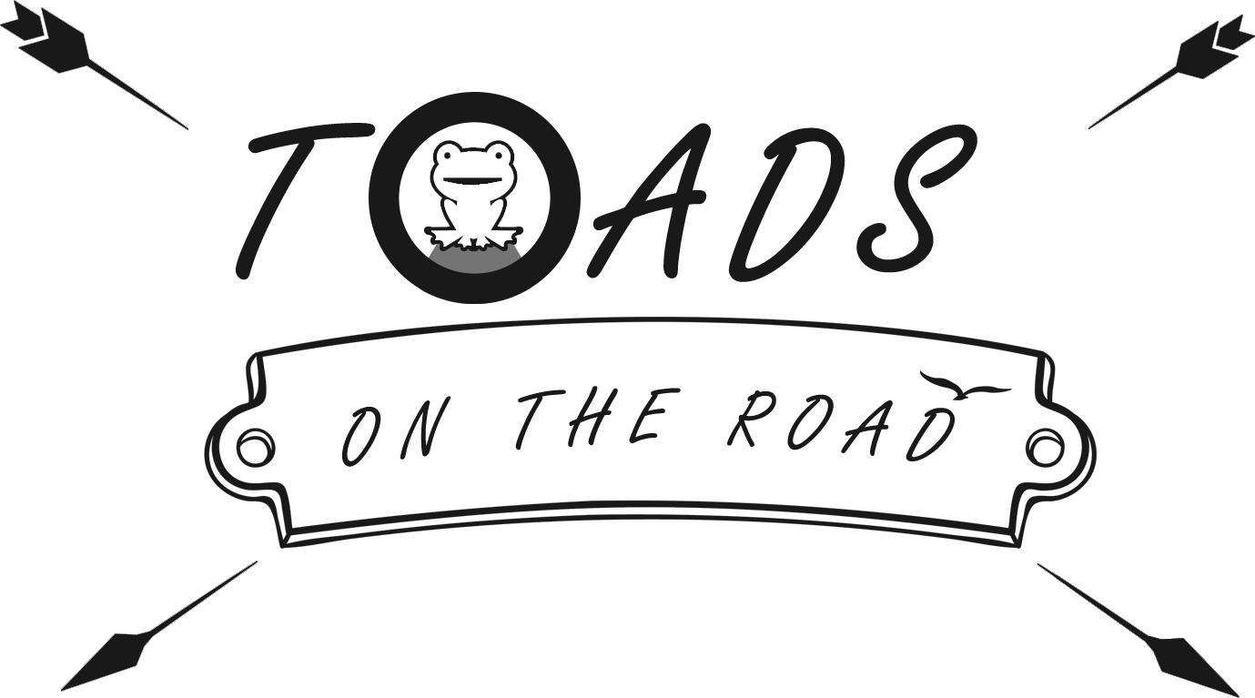 ToadsOntheRoad