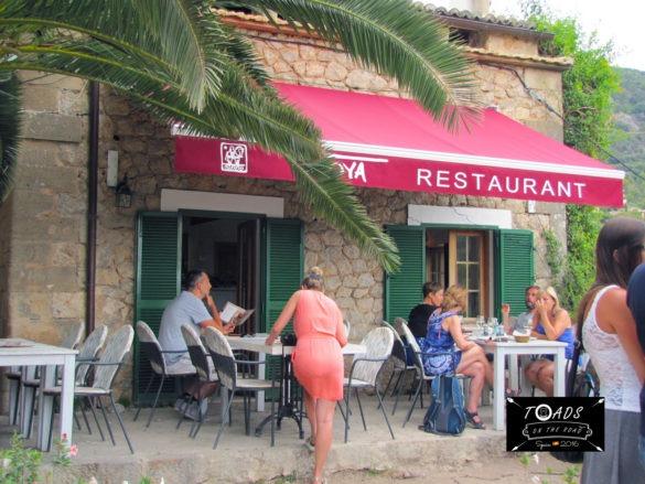Restaurant in Valdemossa, Mallorca
