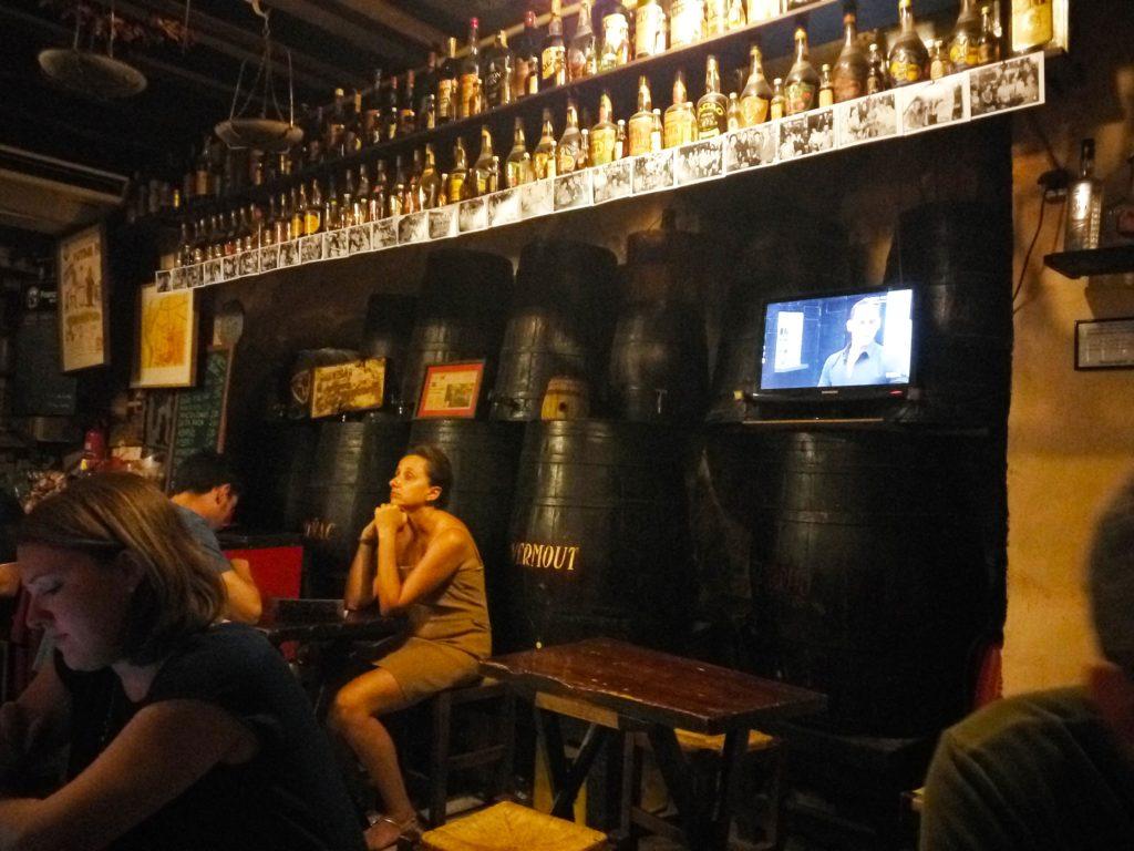 Vintage Bar 100 year old Palma de Mallorca
