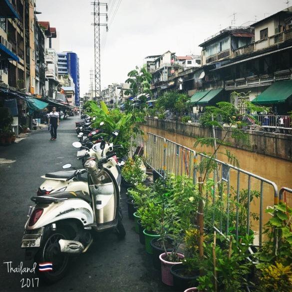 Bangkok indian food street near Gurudwara
