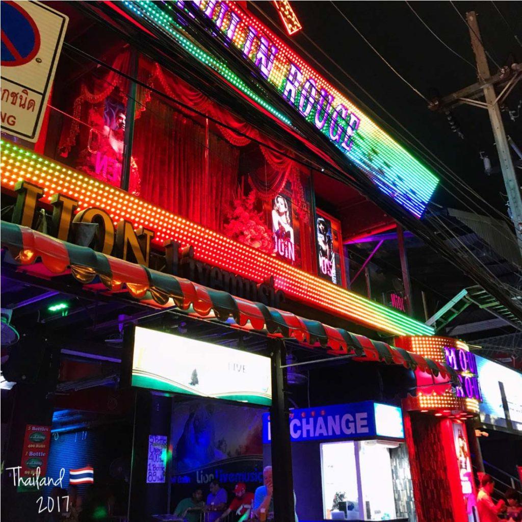 Patong Street, Phuket