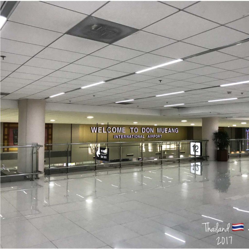 Don Mueang Airport, Bangkok, Thailand