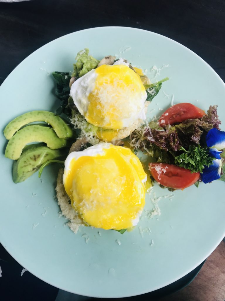 Bali Restaurant Breakfast