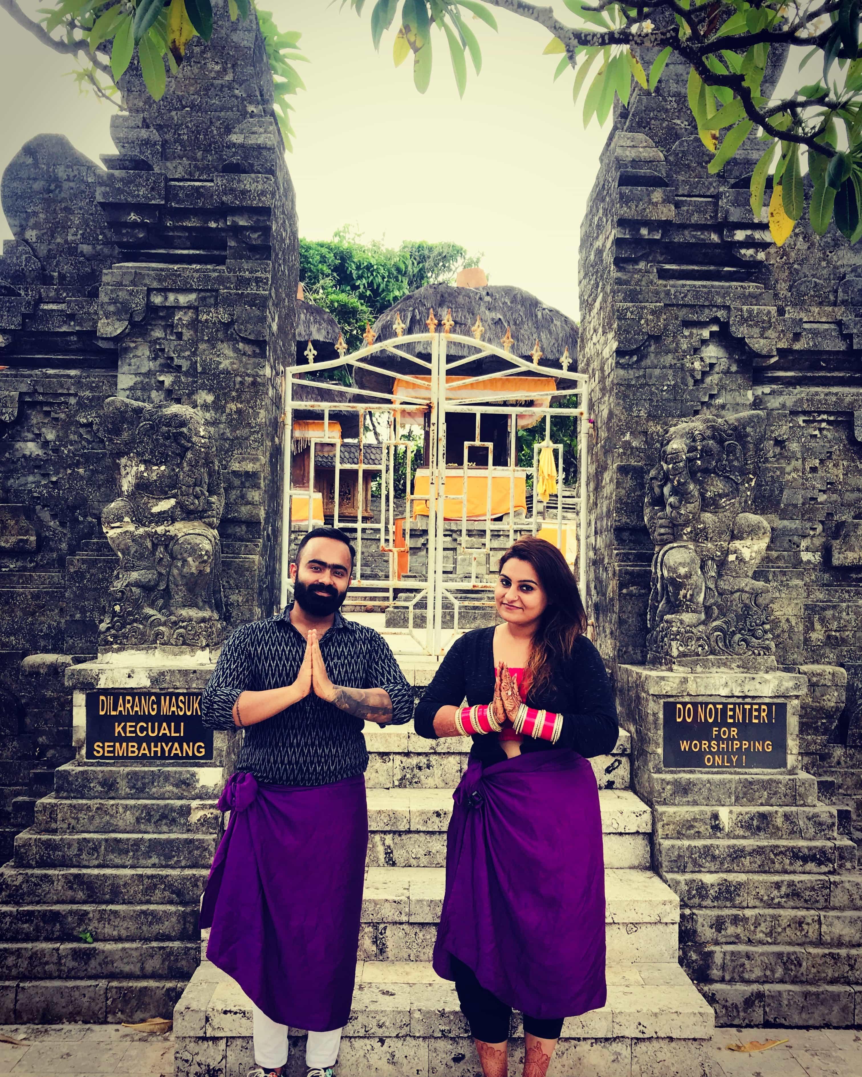 Ulawatu Temple